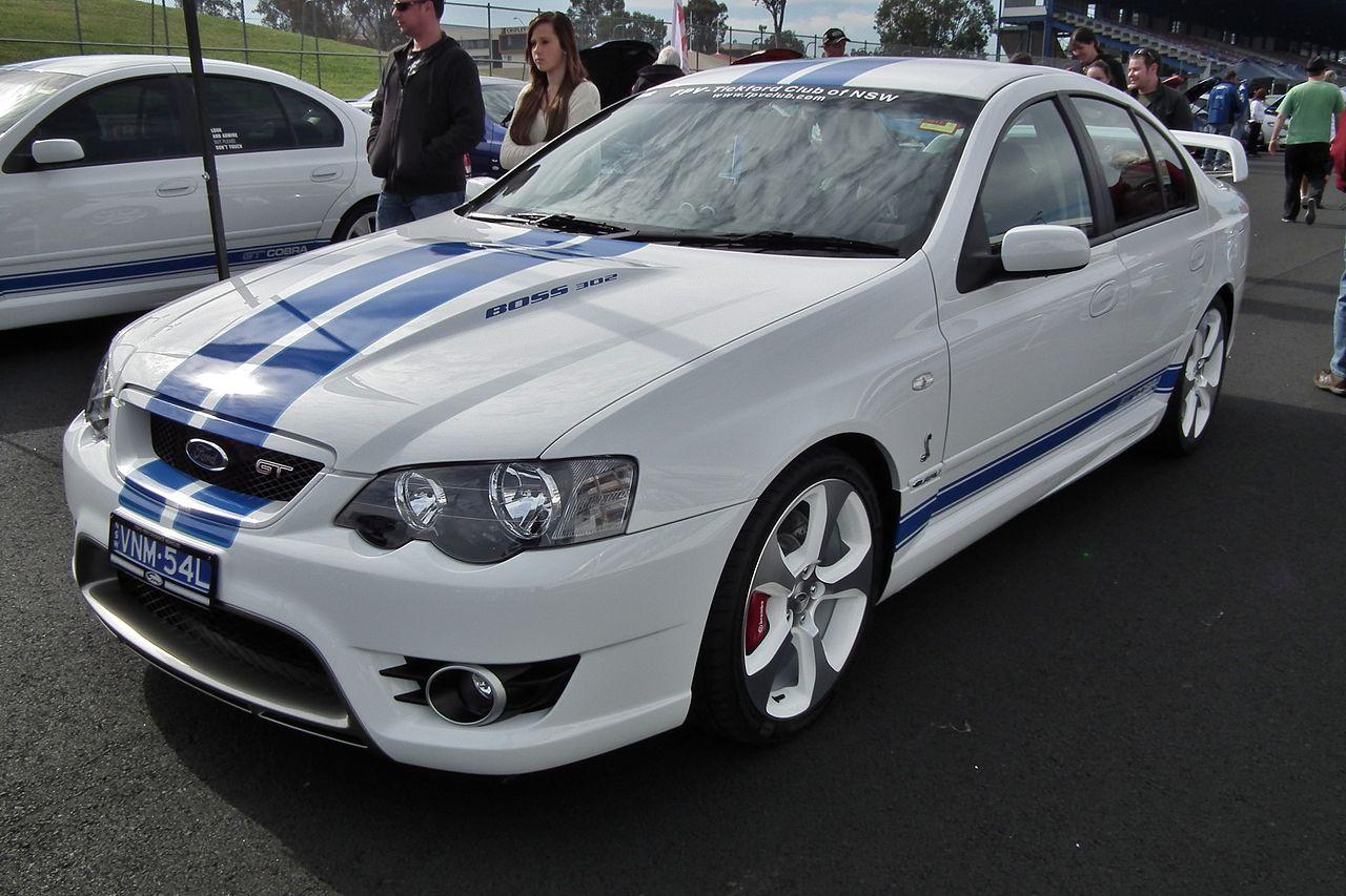 File:2007 Ford FPV BF Falcon GT R Spec Cobra (6057990381).jpg ...