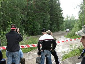 2007 Rally Finland shakedown 35.JPG