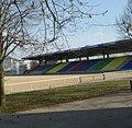 2007 fanden im MVV-Reitstadion die Europameisterschaften der Springreiter statt. Ansonsten wird hier das Maimarkt-Turnier abgehalten. - panoramio.jpg
