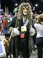 2008 09 09 Doctor Who cosplay clock robot.jpg