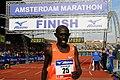 20091018 Daniel Kosgei Amsterdam Marathon.jpg