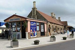 Minehead railway station grade II listed railway station in the United kingdom