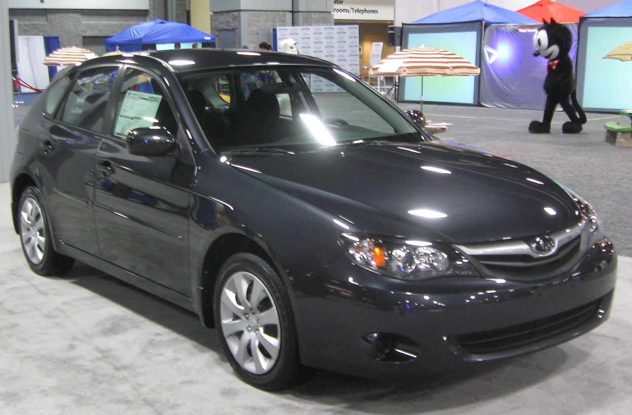 File 2010 Subaru Impreza 2 5i Hatchback 2010 Dc Jpg