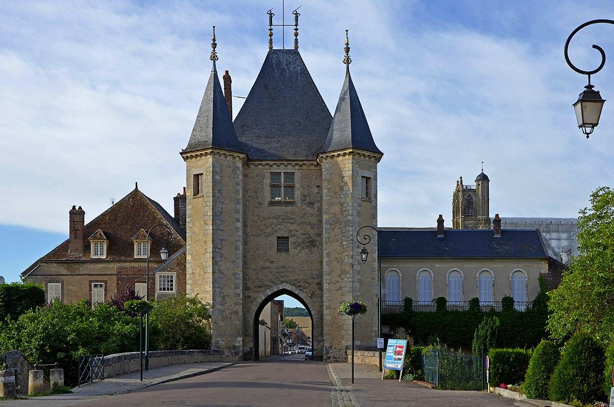 Villeneuve sur yonne wikip dia for Region yonne