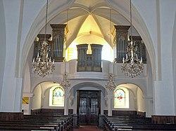 2012.04.28 - Sitzendorf an der Schmida - Pfarrkirche hl. Martin - 02.jpg