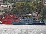 2013-08-31 Севастополь. Тральщик M1061 Rottweil ВМС Германии (1).JPG