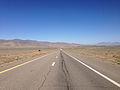2014-06-12 09 26 06 View west along Interstate 80 around milepost 197 near Golconda, Nevada.JPG