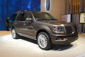Lincoln Navigator - Image: 2014 Canadian International Auto Show 0122 (12645566113)