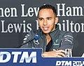 2014 DTM HockenheimringII Lewis Hamilton by 2eight 8SC3812.jpg