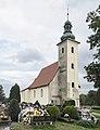 2014 Kościół św. Barbary w Międzylesiu, 05.JPG
