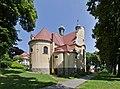 2014 Polanica-Zdrój, kościół Wniebowzięcia NMP 12.JPG
