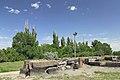 2014 Prowincja Armawir, Zwartnoc, Ruiny katedry Zwartnoc 23.JPG