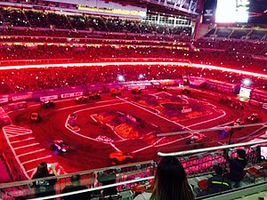 Monster Jam - Image: 2014 monster jam 2014 01 19 06 21