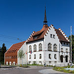 District building / court house