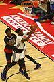 20150401 MCDAAG Caleb Swanigan rebounds in front of Diamond Stone (1).JPG