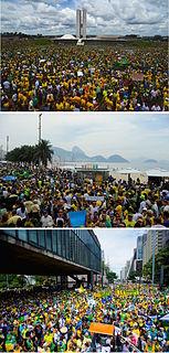 2015–16 protests in Brazil