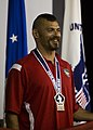 2015 DoD Warrior Games swimming medals ceremony 150627-M-CJ278-505.jpg