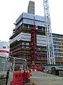 2015 London-Woolwich, Cannon Square - Crossrail development 05.jpg