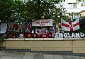 2015 London-Woolwich, Wellington St, Lee Rigby memorial 02.JPG