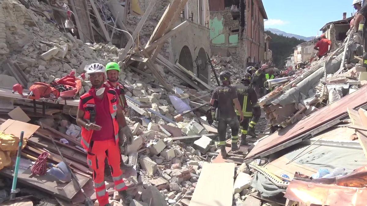 Italian Earthquake
