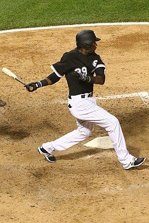 Alen Hanson - Hanson with the 2017 Chicago White Sox