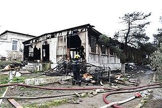 2018 Baku fire