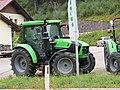2018-08-25 (100) Deutz Fahr 5100 G in Frankenfels, Austria.jpg