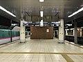 201801 Inbound Platform at Ueno Station.jpg