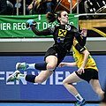20180331 OEHB Cup Final Stockerau vs St. Pölten Lisa Felsberger 850 5815.jpg