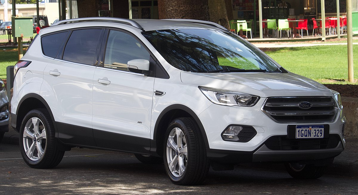 Px Ford Escape Zg Trend Awd Wagon