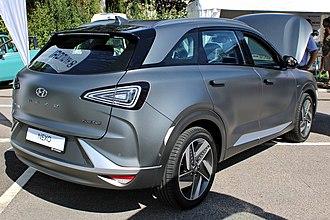 Hyundai Nexo - Rear