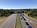 2019-10-18 13 49 35 View south along Virginia State Route 28 (Nokesville Road) from the ramp connecting southbound Virginia State Route 28 to southbound Virginia State Route 234 (Prince William Parkway) in Manassas, Virginia.jpg