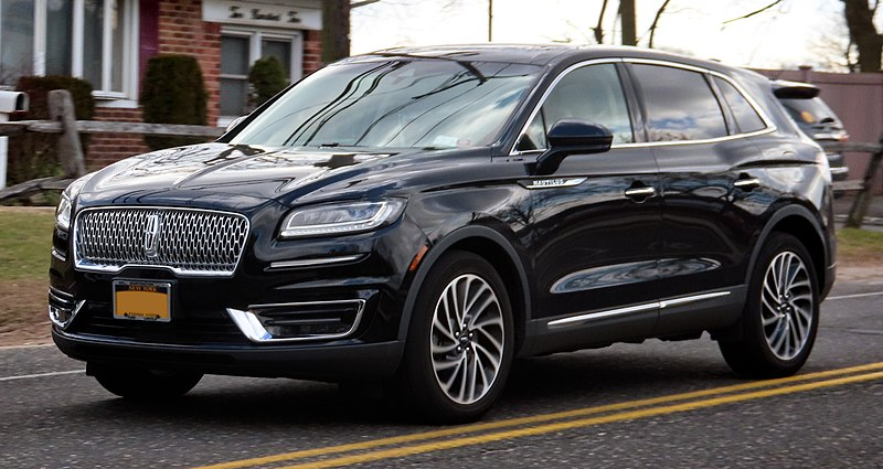 File:2019 Lincoln Nautilus 'Reserve', front 2.29.20.jpg