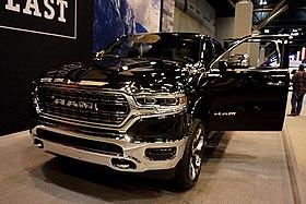 Truck Bed Dimensions >> Ram Pickup - Wikipedia