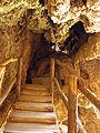 229 Cova de les Tosques, vall de Sant Miquel.JPG