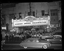 26th Annual Academy Awards at RKO Pantages Theater in Los Angeles, 1954.jpg