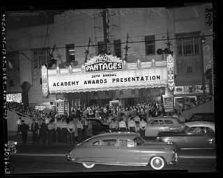26th Academy Awards Academy Awards ceremonies held in 1954