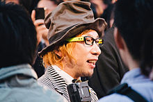 27th Tokyo International Film Festival- Sebastian Masuda from The Nutcracker (15597987796) (2).jpg