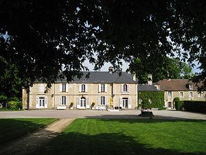 Martial de Guernon-Ranville - Château de Guernon-Ranville