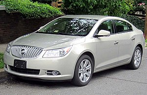 Buick - 2010–2012 Buick LaCrosse