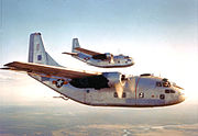 315th Air Commando Group C-123 Providers in VNAF markings 1962