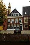 foto van Pand met verdieping en dakkapel
