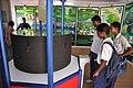 3D Zoetrope With Visitors - NCSM Pavilion - CCSCOY 14th National Exhibition - Sodepur - Kolkata 2010-09-06 7452.JPG