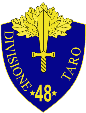 48th Infantry Division Taro - 48th Infantry Division Taro Insignia