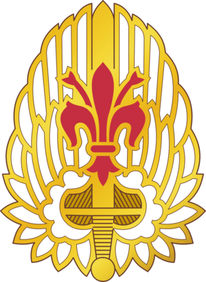 52nd Aviation Regiment (United States) - Image: 52 Avn Rgt DUI