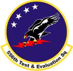 556 Test & Evaluation Sq emblem.png
