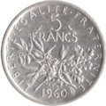 5Francs1960revers.png