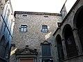 73 Palau reial major (Museu Marès), pl. Sant Iu.JPG