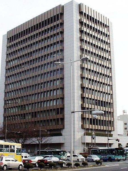 七十七銀行の本店ビル(第5代)