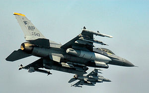 8th Operations Group - 80th Fighter Squadron F-16CJ Block 40D Fighting Falcon 88-0543